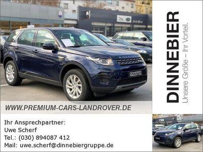 gebraucht Land Rover Discovery Sport TD4 SE 110 kW | Berlin Gebrauchtwagen, bei Autohaus Dinnebier GmbH
