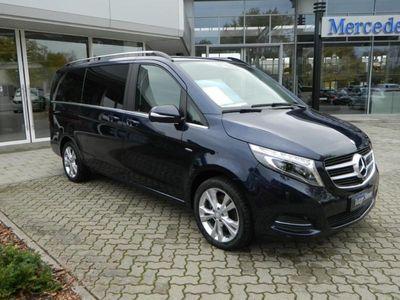gebraucht Mercedes V250 Avantgarde Edition 4MATIC Comand+LED+SHZ+AHK