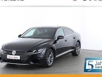 gebraucht VW Arteon R-Line 2.0 TDI BMT DSG 4MOTION +Panorama+