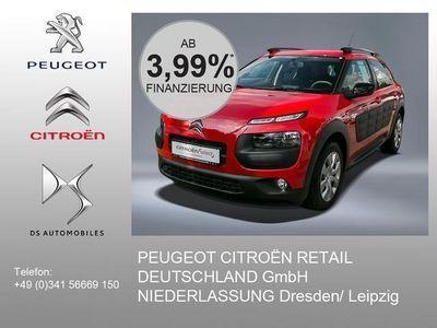 gebraucht Citroën C4 Cactus 1.2 82 PureTech Feel Klima