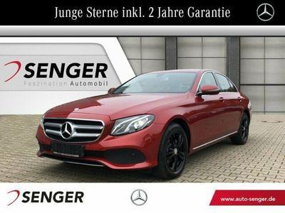 gebraucht Mercedes E200 Limousine Kamera+LED+Avantgarde+Navi