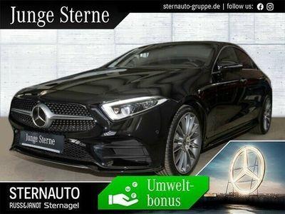 gebraucht Mercedes CLS400 d Cp. 4M AMG SHD COMAND DISTRONIC Memory