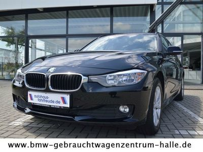 gebraucht BMW 320 d xDrive Tour*Navi*Sportsitze*AHK*Garantie