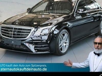 gebraucht Mercedes S560 L 4M AMG 9G HUD 360 COMAND Standh. ILS DAB