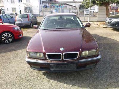 gebraucht BMW 728 i (E38) Benzin + Flüssiggas