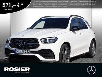 gebraucht Mercedes GLE350 d 4M Widescreen LED Spur MBUX