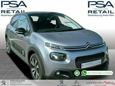 gebraucht Citroën C3 Shine PureTech 110 *Navi/Kamera/LM-Felgen*
