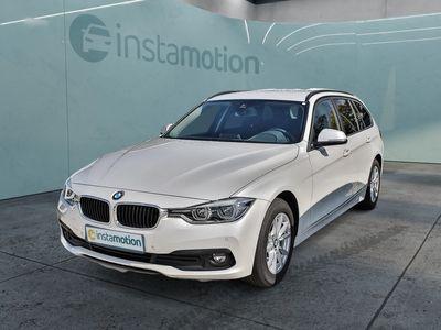 gebraucht BMW 318 318 d Touring 8-Steptronic LED RKF Harman-Kardon