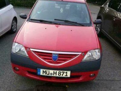 gebraucht Dacia Logan tüv neu