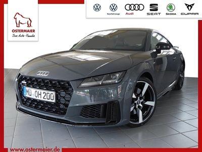 gebraucht Audi TT Coupé COMPETITION 45TFSI S-TRONIC QUATTRO LED MMIPlus Navi Alcantara Automatik MMITouch