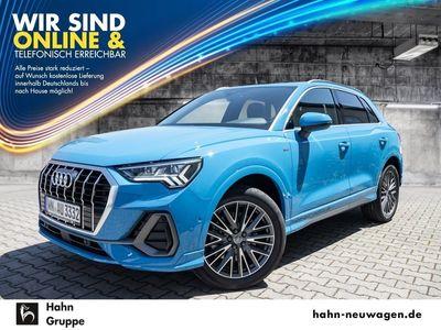 gebraucht Audi Q3 45 TFSI S line Panorama-Glasdach MMI Navigation plus S tronic (AU 3332)