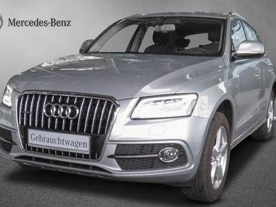 gebraucht Audi Q5 QUATTRO2.0 TDI S line +Xenon Plus+APS