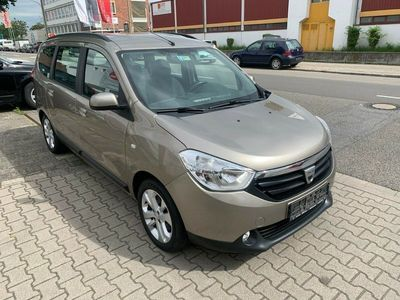 gebraucht Dacia Lodgy Prestige Klima Navi 1 Hand Touchscreen