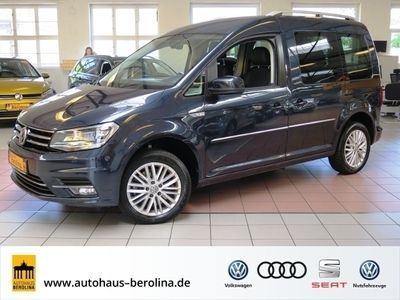 gebraucht VW Caddy Kombi 2.0 TDI EU6 Highline DSG *Navi*ACC*