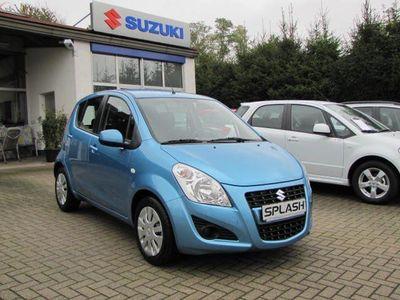 brugt Suzuki Splash Splash1.2 5D M/T CLUB