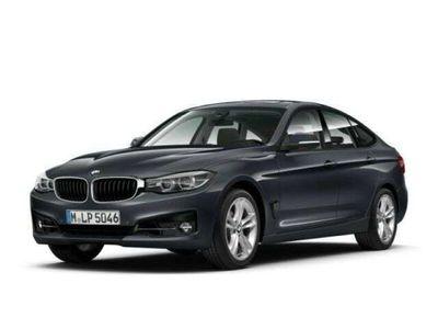 gebraucht BMW 320 Sport Line Automatic Aut. AHK