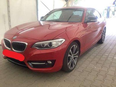 gebraucht BMW 225 2er Coupe Sport-Aut. Sport Line