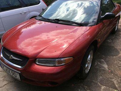 gebraucht Chrysler Stratus 2.0 Sunset Cabrio