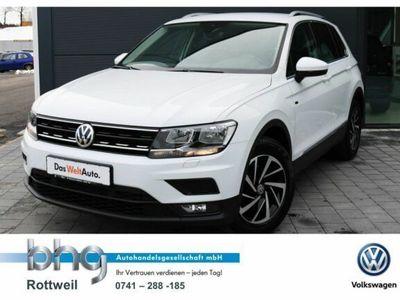 gebraucht VW Tiguan JOIN 2.0 TDI AHK TrailerAssist Navi