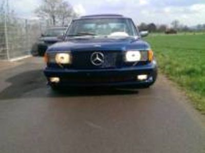 second-hand Mercedes 350 SE