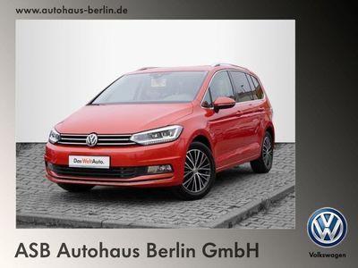 gebraucht VW Touran 2,0 TDI EU6 DSG Highline LED Navi ACC