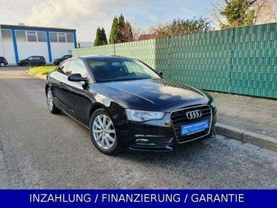 gebraucht Audi A5 Coupe 2.0 TDI Aut. Navi/Scheckheft/Sportsitze