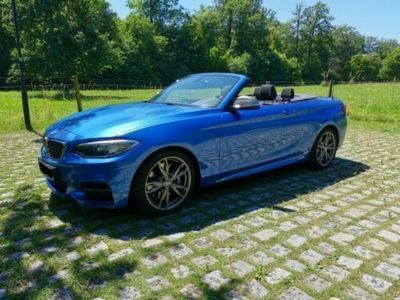 käytetty BMW M240 Cabrio Sport-Aut. Navi Prof. Harman Kardon