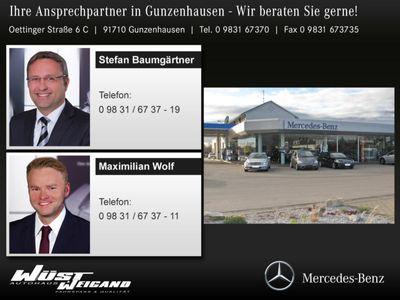 gebraucht Mercedes 250 V-Klasse EDITIONBlueTEC Kompakt Navi/Autom.