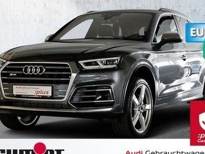 gebraucht Audi SQ5 3.0 TFSI quattro LM 21, Matrix LED, Standhzg., Bu