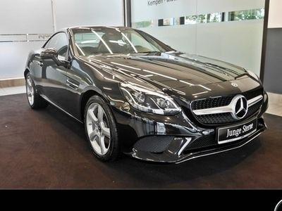 gebraucht Mercedes 200 SLCLED+AIRSCARF+SHZ+TOTWINKEL