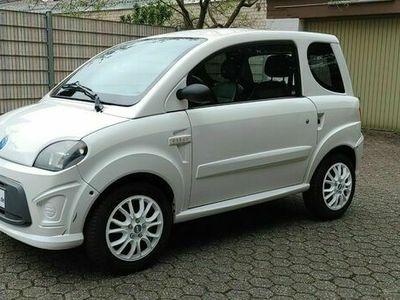 gebraucht Microcar Dué First Mopedauto Leichtmobile 45Km