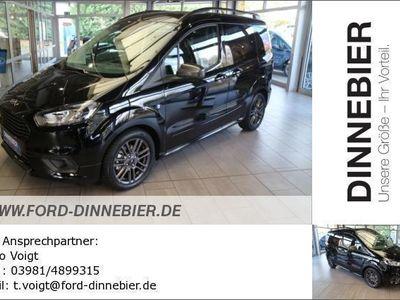 gebraucht Ford Tourneo Courier 1.0 EB SPORT Klima/Freisprech./Winterpaket Tageszulassung, bei Autohaus Dinnebier GmbH
