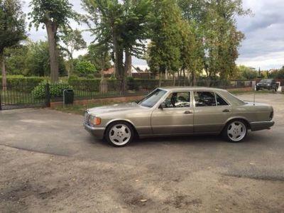 gebraucht Mercedes 380 W126 S-Klasse 18Zoll LPG H-Kennzeichen