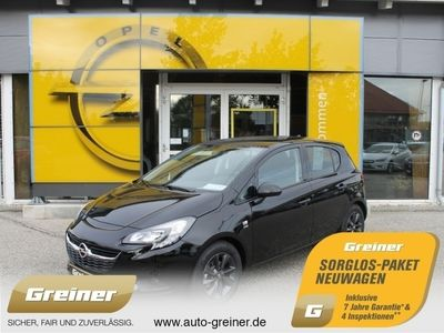 gebraucht Opel Corsa 1.4 120 Jahre INTELLILINK SHZ LRHZ USB ALU