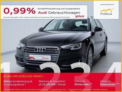 gebraucht Audi A4 Limousine Sport