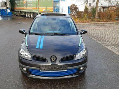 gebraucht Renault Clio III Dynamique*Klima*STHZ*Schiebedach*Leder*