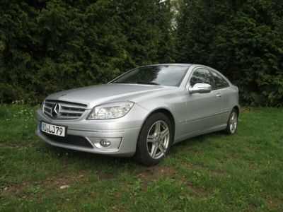 gebraucht Mercedes CLC220 CDI NAVI & PDC & TEMPOMAT & SITZHEIZUNG