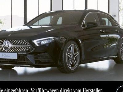 gebraucht Mercedes A200 AMG LED Kamera Totwinkel PTS Sitzh Navivorr