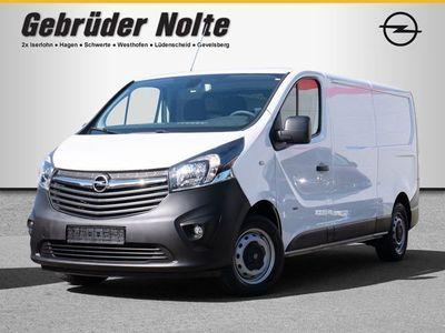 gebraucht Opel Vivaro Kasten 1.6 Biturbo CDTi KLIMA PDC EU6