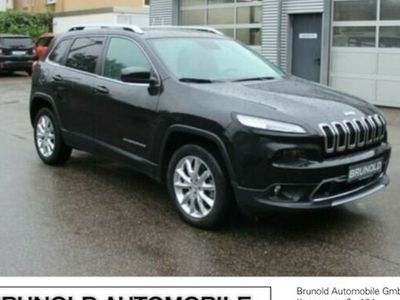 gebraucht Jeep Cherokee MY15 Limited 2.0l MultiJet 4WD AT 170PS