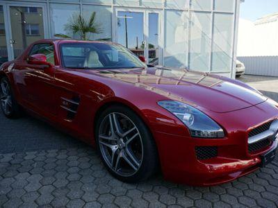 gebraucht Mercedes SLS AMG Coupe Bang&Olufsen