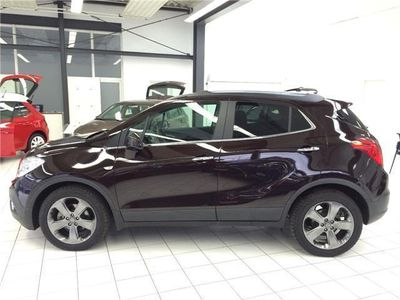 verkauft opel mokka 1 7 cdti automatik gebraucht 2014 km in schorfheide ot fi. Black Bedroom Furniture Sets. Home Design Ideas
