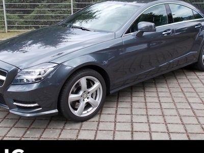 gebraucht Mercedes CLS500 4M AMG-Styling+ILS+Comand+3-Zonen-Klima