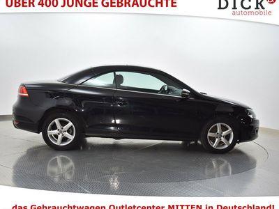 usado VW Eos 2.0 TDI Sport NAVI-PDC-ALU-KLIMA-1.Hand