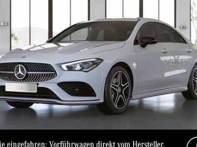 gebraucht Mercedes CLA180 Cp. AMG LED Night Kamera PTS Sitzh Temp