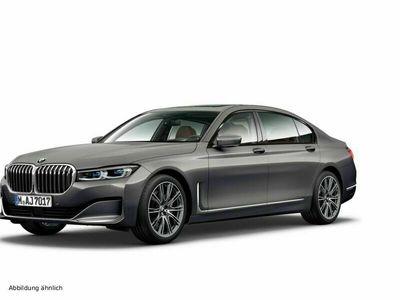 gebraucht BMW 740L d xDrive Limousine