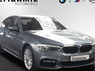 used BMW 530 i xDrive M Sport 18''LM Navi LED HUD Standhzg