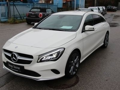 gebraucht Mercedes CLA200 d 4M SB/Urban/Navi/LED/Kamera/MemorySHZ