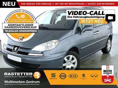 gebraucht Peugeot 807 2.0 HDi Platinum Pullman Navi Xenon