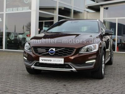 gebraucht Volvo V60 CC V60 Cross Country D4 AWD Aut Momentu